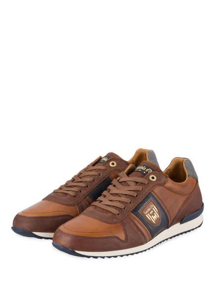 Pantofola d'Oro Sneaker UMITO , Farbe: BRAUN (Bild 1)