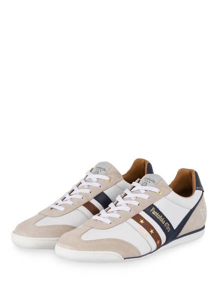 Pantofola d'Oro Sneaker VASTO UOMO LOW, Farbe: BEIGE/ WEISS (Bild 1)
