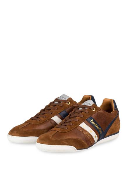 Pantofola d'Oro Sneaker VASTO UOMO LOW, Farbe: COGNAC (Bild 1)