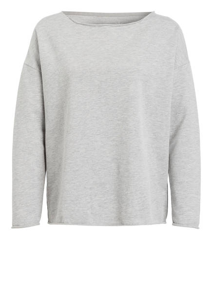 Juvia Sweatshirt, Farbe: GRAU MELIERT (Bild 1)