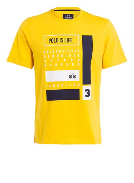 LA MARTINA T-Shirt, Farbe: GELB (Bild 1)