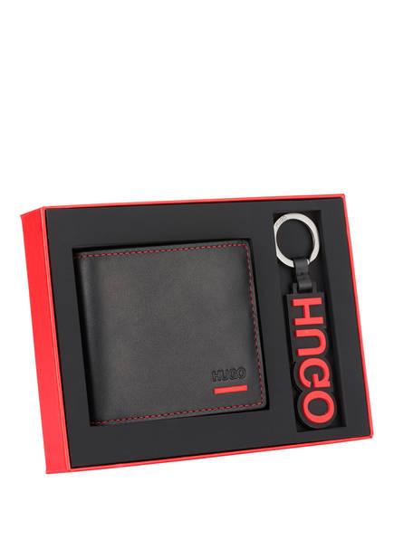 HUGO Geldbörse, Farbe: SCHWARZ (Bild 1)