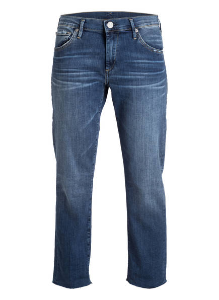 TRUE RELIGION 7/8-Jeans NEW BOYFRIEND, Farbe: BLUE (Bild 1)