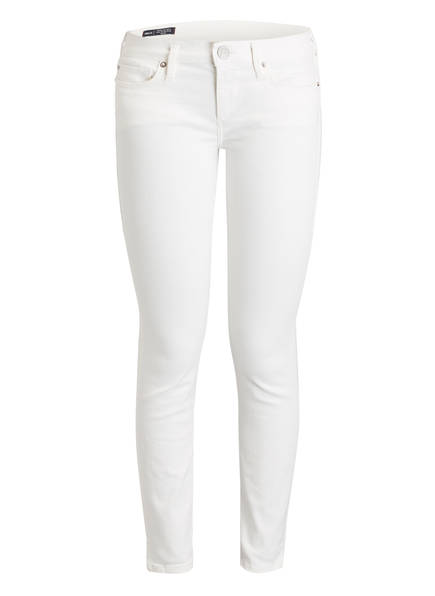TRUE RELIGION Skinny-Jeans HALLE, Farbe: WHITE (Bild 1)