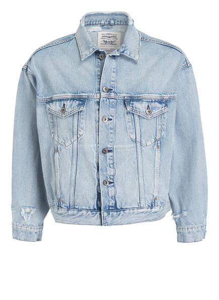 Levi's® Jeansjacke, Farbe: BLAU (Bild 1)