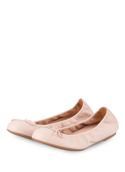 UNISA Ballerinas ACOR, Farbe: HELLROSA (Bild 1)