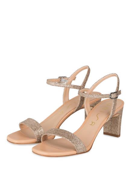 UNISA Sandaletten MABRE, Farbe: GOLD (Bild 1)