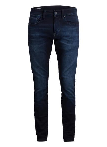 G-Star RAW Jeans REVEND Skinny Fit, Farbe: DK AGED BLUE (Bild 1)