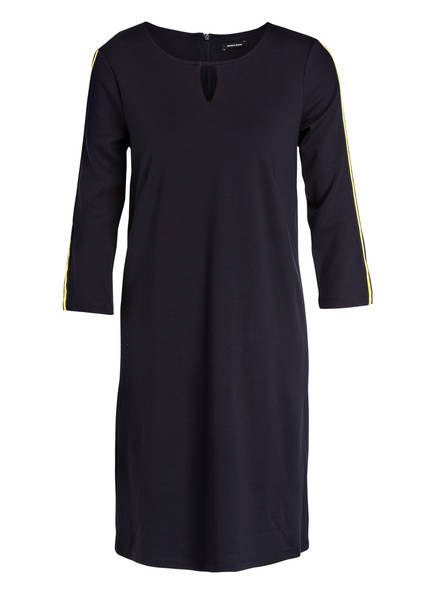 MORE & MORE Jerseykleid, Farbe: DUNKELBLAU (Bild 1)