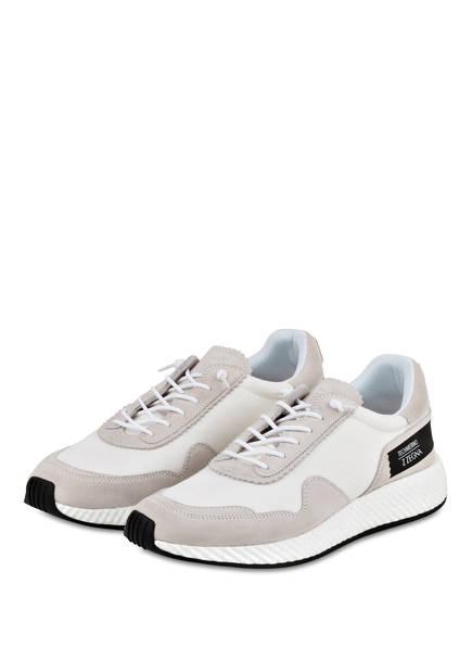 ZZegna Sneaker , Farbe: WEISS (Bild 1)