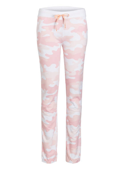 Juvia Sweatpants, Farbe: WEISS/ ROSA/ NUDE (Bild 1)