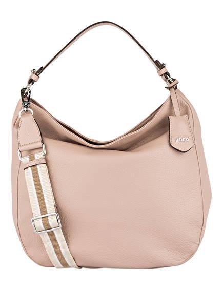 abro Hobo-Bag, Farbe: NUDE (Bild 1)