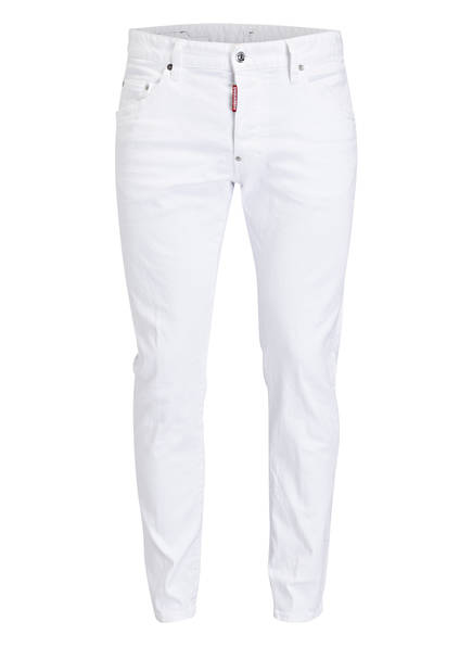 DSQUARED2 7/8-Jeans SKATER, Farbe: WEISS (Bild 1)