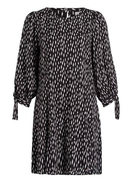 velvet Kleid , Farbe: SCHWARZ/ WEISS (Bild 1)