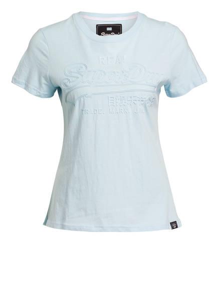 Superdry Hellblau shirt Superdry T T dwg8IzqdO