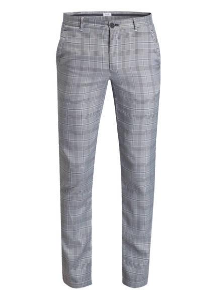 PAUL Chino Extra Slim Fit, Farbe: SCHWARZ/ WEISS (Bild 1)