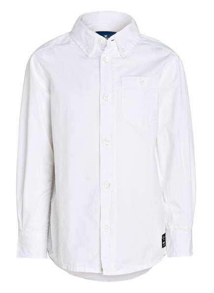 TOM TAILOR Hemd, Farbe: WEISS (Bild 1)