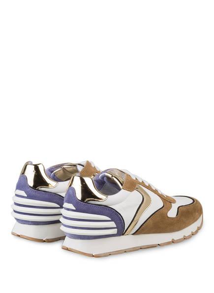 Blanche Voile Weiss Blau Power Julia Sneaker vfwfqZ0
