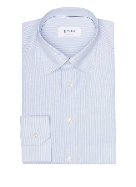 ETON Hemd Contemporary Fit, Farbe: HELLBLAU/ WEISS GESTREIFT (Bild 1)