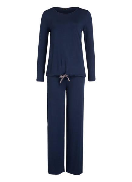 lulu's DRAWER Schlafanzug, Farbe: NAVY (Bild 1)
