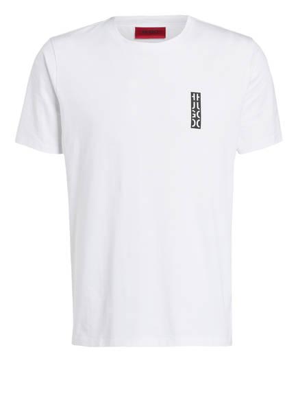 HUGO T-Shirt DURNI, Farbe: WEISS (Bild 1)