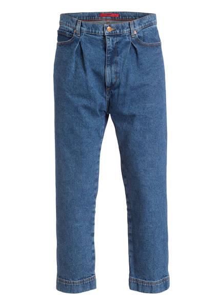 HUGO Cropped-Jeans HUGO 843, Farbe: 420 MEDIUM BLUE (Bild 1)
