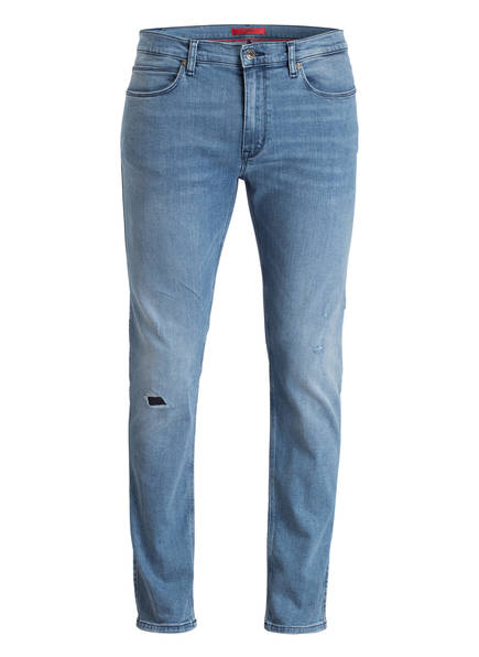 HUGO Jeans HUGO 734 Skinny Fit, Farbe: 430 BRIGHT BLUE (Bild 1)