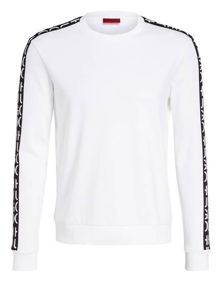 HUGO Sweatshirt DOBY, Farbe: WEISS (Bild 1)
