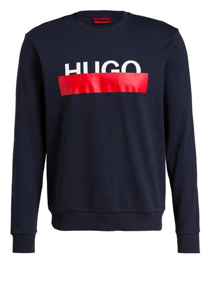 HUGO Sweatshirt DIVAIO, Farbe: DUNKELBLAU (Bild 1)