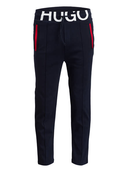 HUGO Sweatpants DEELY, Farbe: DUNKELBLAU (Bild 1)