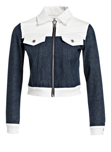 Levi's® Jeansjacke, Farbe: BLAU/ WEISS (Bild 1)