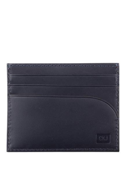 Calvin Klein Jeans Kartenetui, Farbe: DUNKELBLAU (Bild 1)