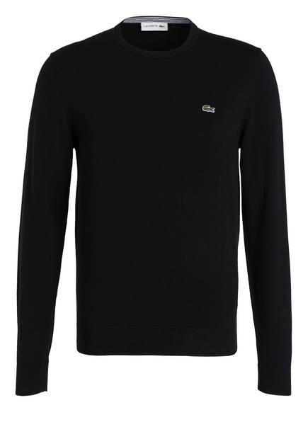 LACOSTE Pullover, Farbe: SCHWARZ (Bild 1)