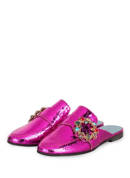 KENNEL & SCHMENGER Mules TARA, Farbe: PINK (Bild 1)