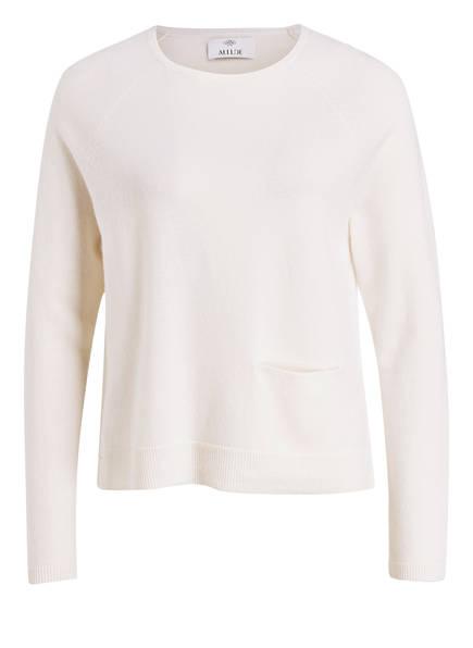 ALLUDE Pullover, Farbe: CREME (Bild 1)