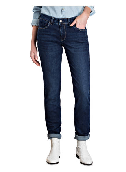 Mac Blue Wash New Basic Jeans YrqYfFI