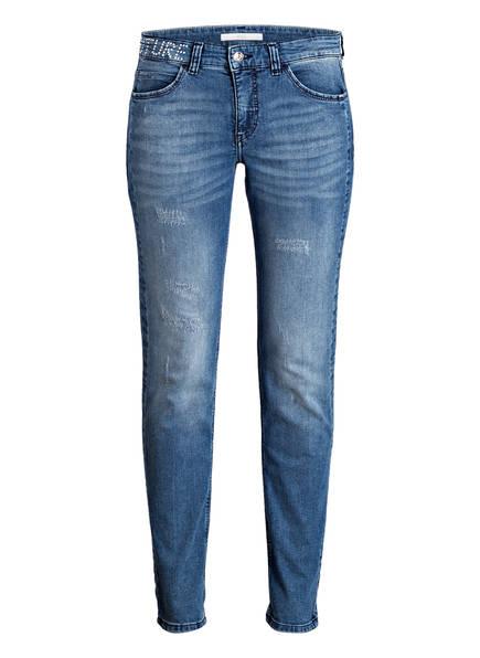 MAC Jeans FUTURE GLAM, Farbe: BRILLANT BLUE DESTROYED W BLUE (Bild 1)