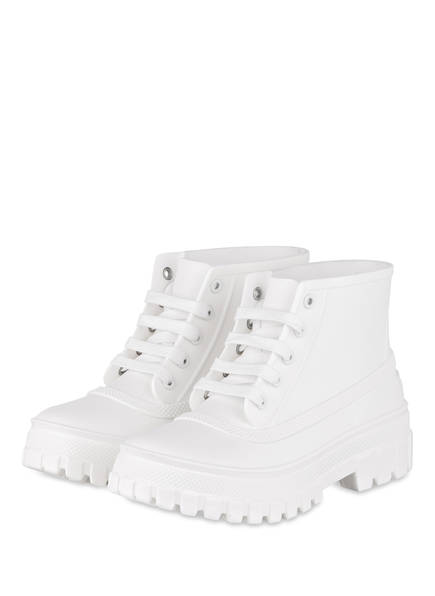 GIVENCHY Gummi-Boots, Farbe: WEISS (Bild 1)