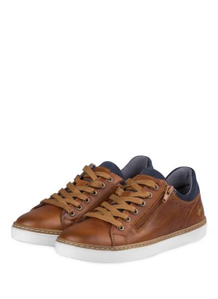 BULLBOXER Sneaker , Farbe: BRAUN (Bild 1)