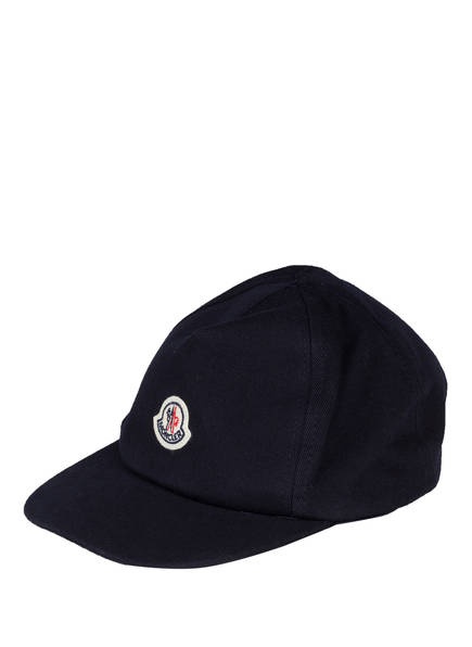 MONCLER Cap, Farbe: DUNKELBLAU (Bild 1)