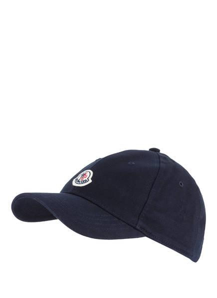 MONCLER Cap , Farbe: DUNKELBLAU (Bild 1)