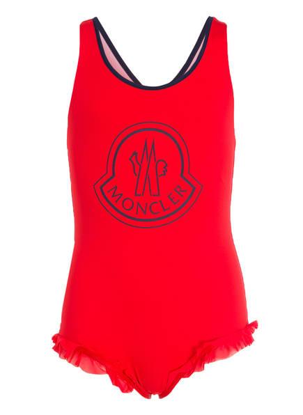MONCLER Badeanzug , Farbe: ROT (Bild 1)