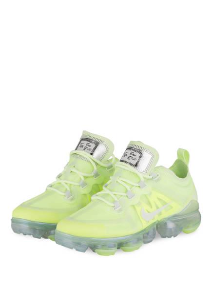 Nike Sneaker AIR VAPORMAX 2019, Farbe: NEONGELB (Bild 1)