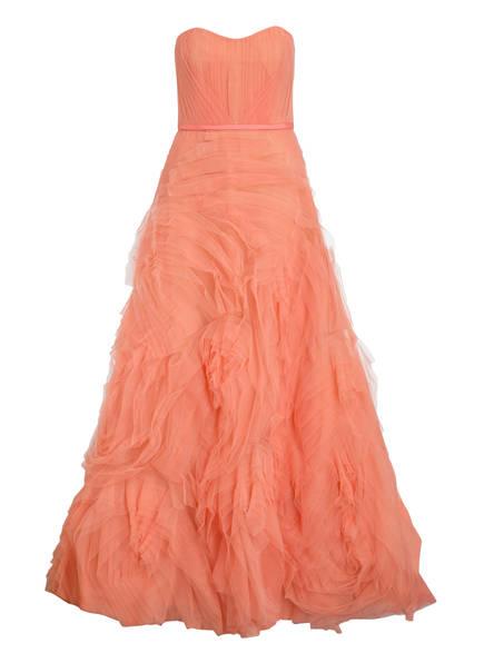 MARCHESA NOTTE Abendkleid, Farbe: LACHS (Bild 1)