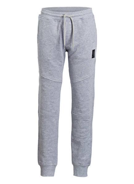 BELSTAFF Sweatpants OAKINGTON, Farbe: GRAU MELIERT (Bild 1)