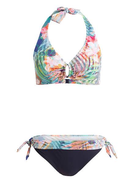Lidea Neckholder-Bikini Waikiki Beach blau