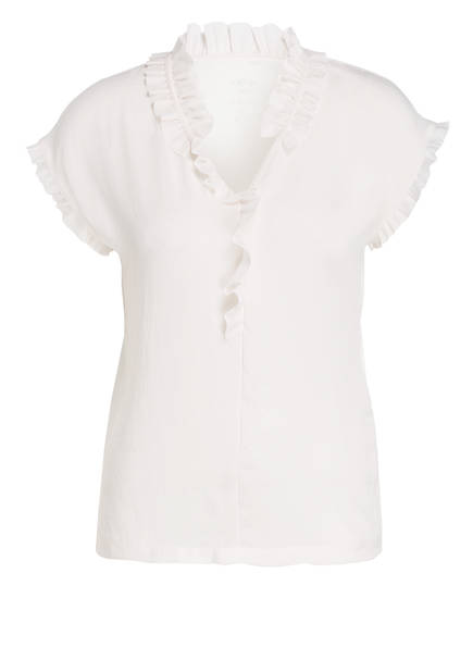 MARCCAIN Blusenshirt , Farbe: WEISS (Bild 1)