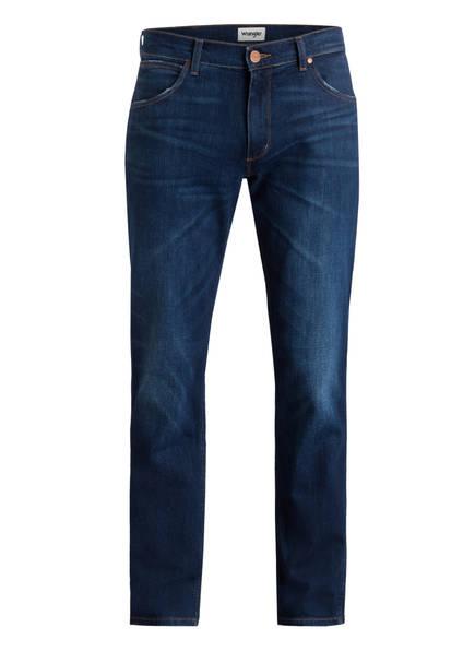 Wrangler Jeans GREENSBORO Regular Fit, Farbe: FOR REAL BLUE (Bild 1)