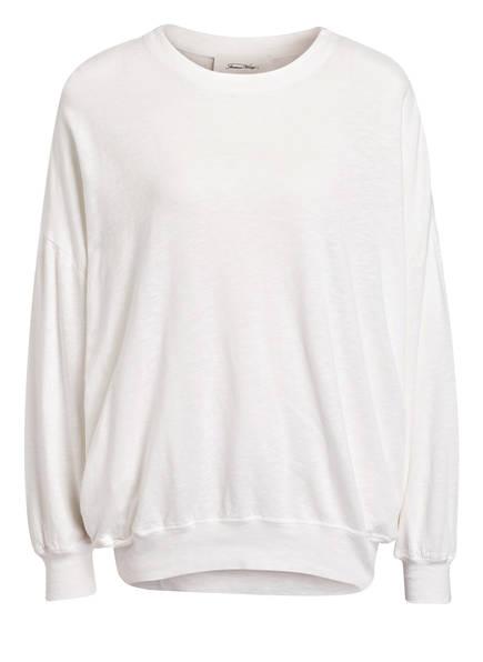 American Vintage Sweatshirt, Farbe: WEISS (Bild 1)