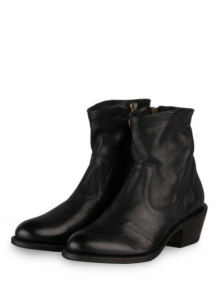 FIORENTINI + BAKER Boots ROYAL ROCKER, Farbe: SCHWARZ (Bild 1)